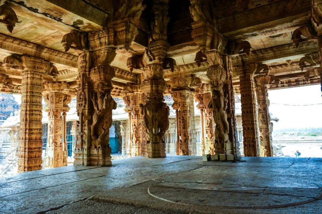 Madapam in Vitthal Temple