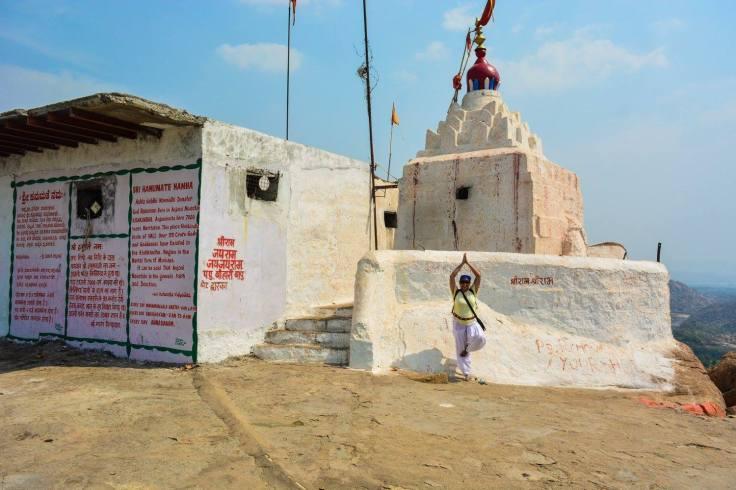 Hanuman Temple, Anjaneya Hill