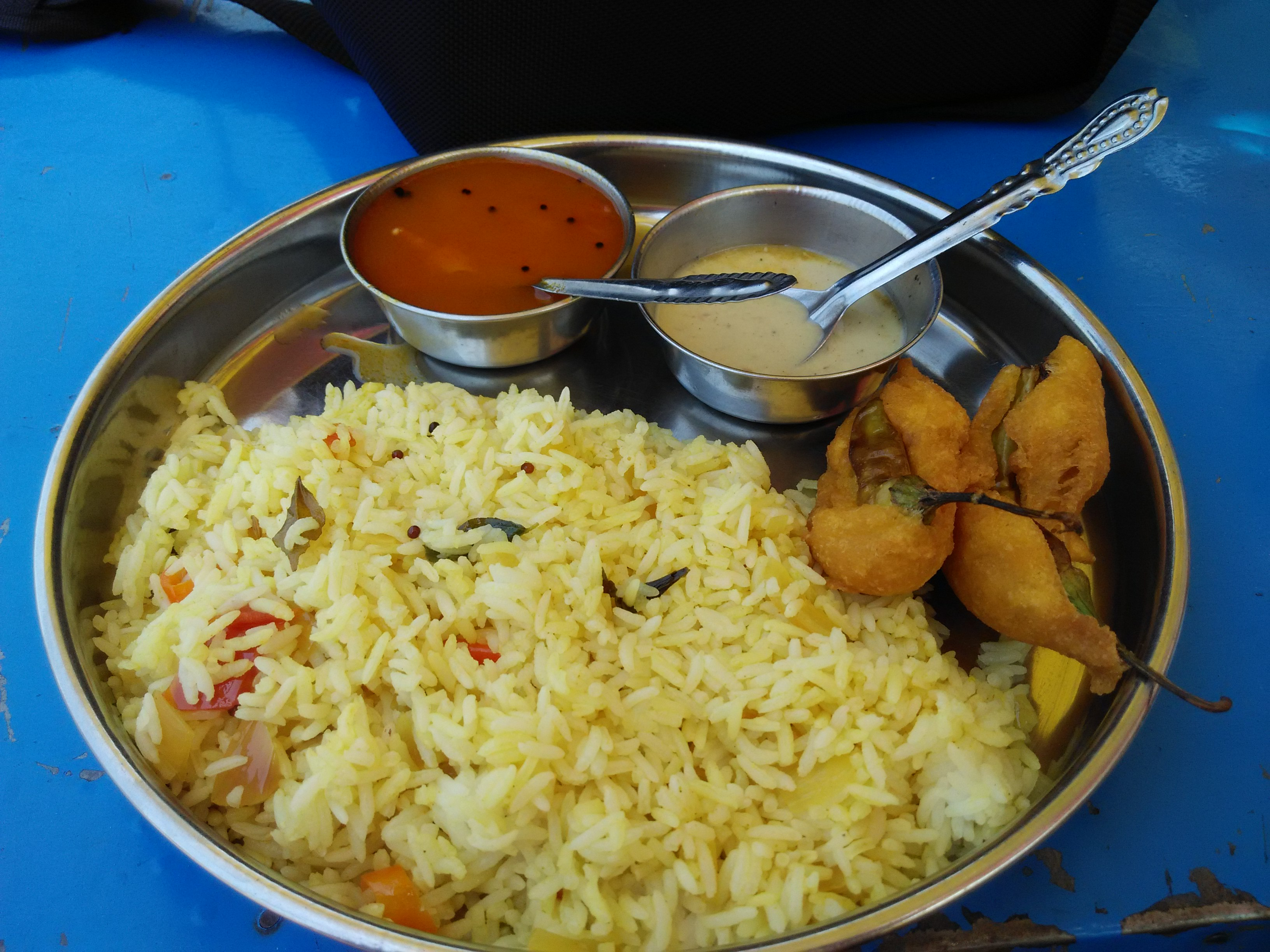 Cheap food options in Hampi