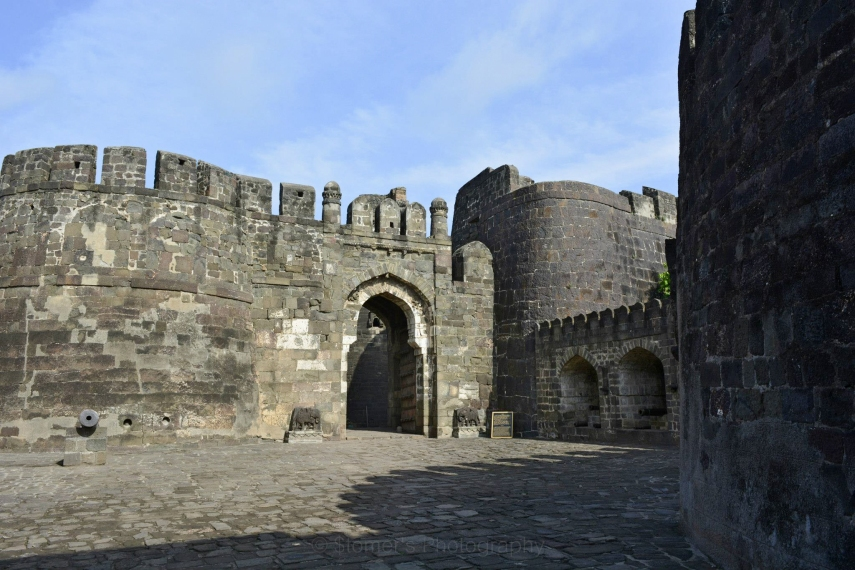 Daulatabad Fort Entrance