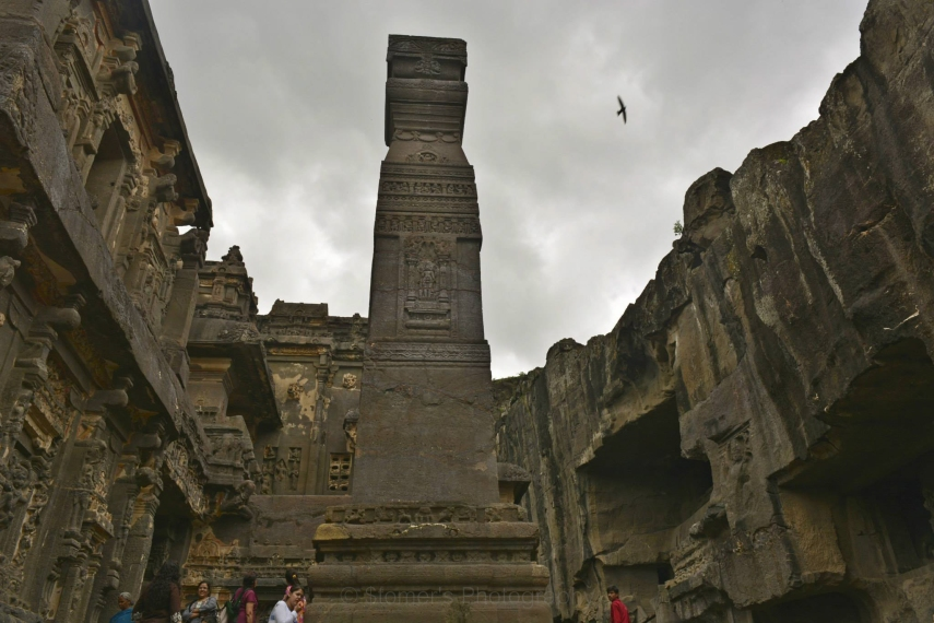Kailash Temple at Ellora Caves