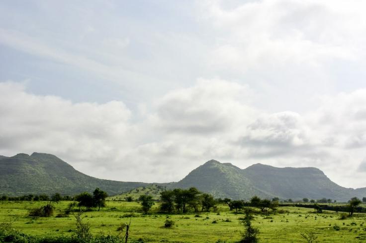 Enroute to Daulatabad