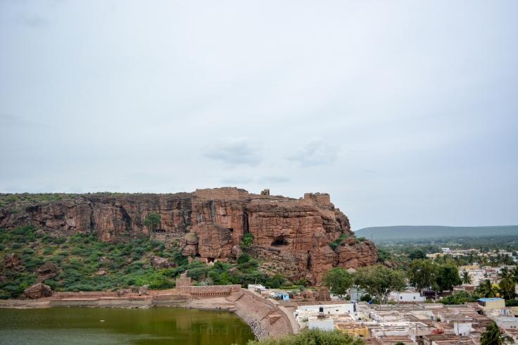 Badami Temple Caves