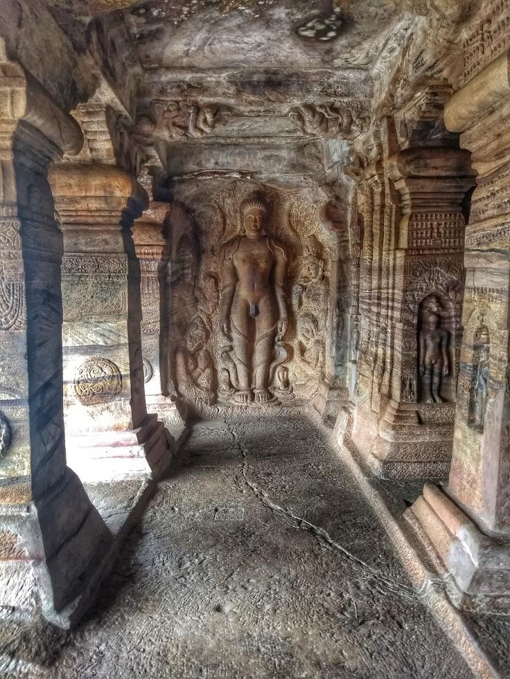 Badami Temples Cave 4