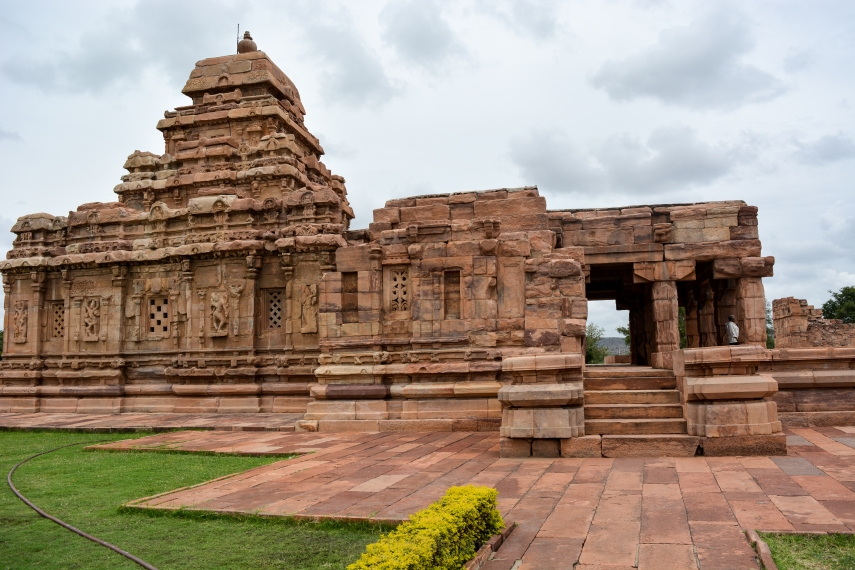Sangameshwara Temple Pattadakal