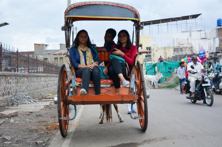 Bijapur Horse Tanga Ride