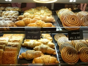Sweet Filling Pastries