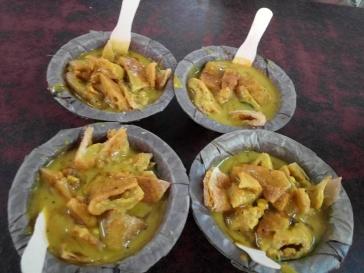 Kadhi kachori at Pushkar