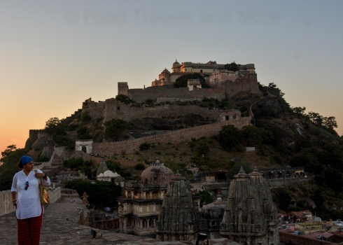 Palace at Kumbhalgarh