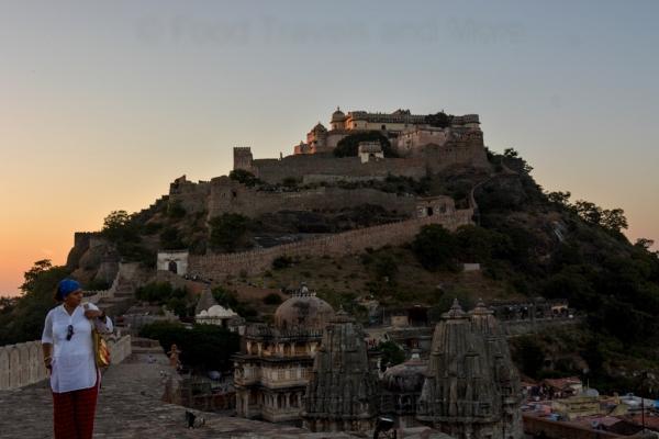 Palace at Kumbhalgarh