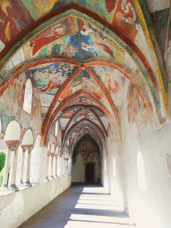 Painted Cloister in Brixen Cathedral