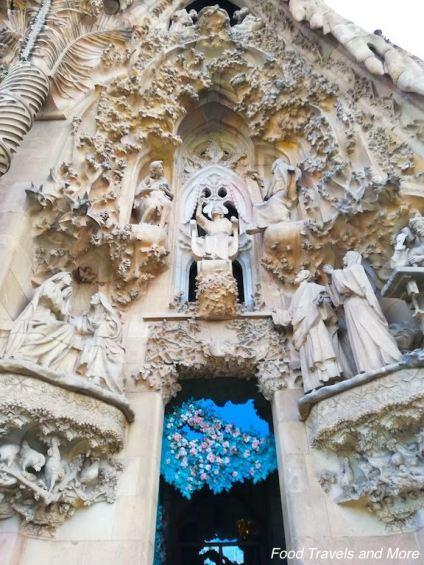 Sagrada Familia Entrance