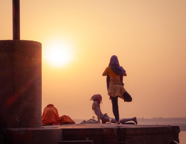 Learn Yoga in Varanasi