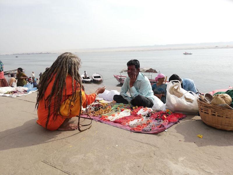Life on Varanasi Ghats