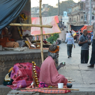 Life at Varanasi Ghats