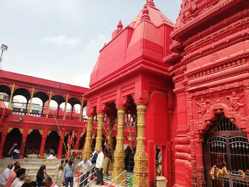 Shri Durga Mandir Varanasi