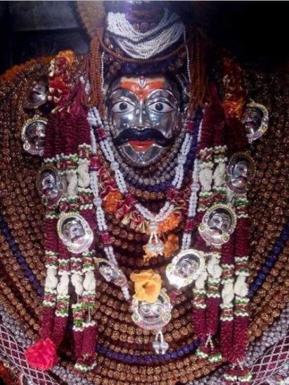 Kaal Bhairav Mandir Varanasi