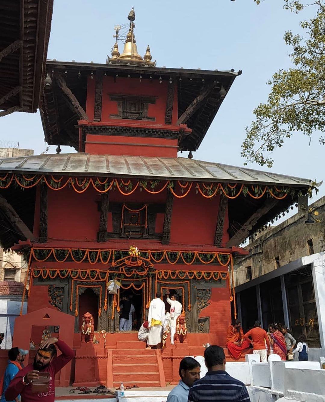 Nepali temple Varanasi