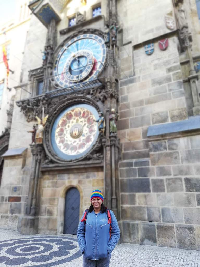 Oldest Running Astrological Clock Prague
