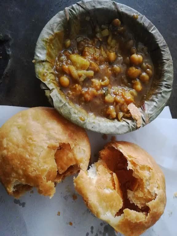 Bajpai ki kachori Lucknow