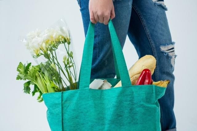 Resuable bag for shopping