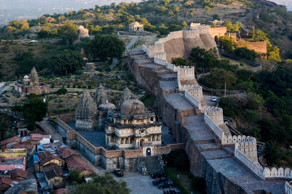 Largest Wall of India, Kumbhalgarh