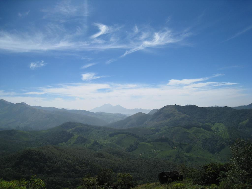 Rajamalai Eravikulam National Park view from top