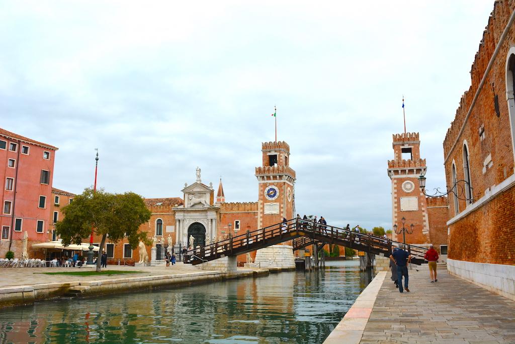 Venetian Arsenal, Venice